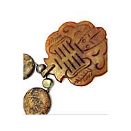 Женский Ожерелья с подвесками Форма игрушки Синтетические драгоценные камни Жемчуг Мода Euramerican Бижутерия Назначение Для вечеринок