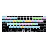 XSKN os x Abkürzung Silikon-Tastatur Haut für das Jahr 2016 veröffentlicht Non-Touch-bar-Version neue MacBook Pro 13,3 US-Layout