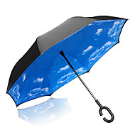 Hosszú nyelű esernyő Férfi Utazás Nő Autó