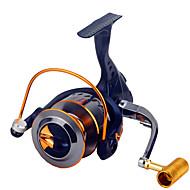 รอกตกปลา Orsók 2.6:1 16.0 Golyós csapágy cserélhető Általános horgászat-XF3000
