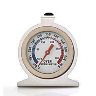 abordables Medidores y Balanzas-Termómetro creativo de alta calidad del acero inoxidable del horno 50-300 grados