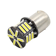 abordables Luces Traseras de Coche-SO.K 2pcs BA15S (1156) Coche Bombillas 3 W SMD 5730 450 lm LED Luz de la cola For Universal