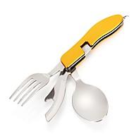 アルミ ステンレス鋼 ディナーウェアセット 食器類  -  高品質 10.5*3.8*3.1 0.125