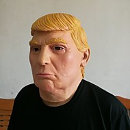 el presidente de los Estados Unidos de triunfo de triunfo máscara de la máscara de látex natural