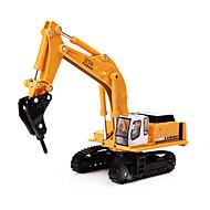 Spielzeugautos Spielzeuge Baustellenfahrzeuge Spielzeuge Einziehbar Aushebemaschinen Metal Klassisch & Zeitlos Schick & Modern Stücke