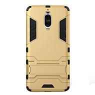 Для со стендом Кейс для Задняя крышка Кейс для Армированный Твердый PC для HuaweiHuawei P9 Huawei P9 Lite Huawei P9 Plus Huawei P8 Huawei