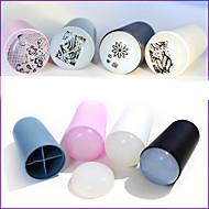 Χαμηλού Κόστους -1 - 3.2cm for the head - Αφηρημένο - 3D Καλούπια Ακρυλικών Νυχιών / Άλλα Διακοσμητικά - για Δάχτυλο / Δάκτυλο Ποδιού - από Άλλα