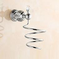 お買い得  浴室用小物-浴室棚 コンテンポラリー 真鍮 ステンレス鋼 1枚 - ホテルバス