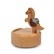 sostenedor del teléfono de altavoz bluetooth soporte del montaje cama escritorio de madera para el teléfono móvil