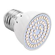 E26/E27 LED-kweeklampen 54 leds SMD 2835 200-300lm Rood Blauw