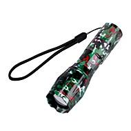 U'King Linternas LED LED 2000 lm 5 Modo Cree XM-L T6 Zoomable Enfoque Ajustable Camping/Senderismo/Cuevas De Uso Diario Al Aire Libre