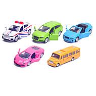 araç Playsets Oyuncak arabalar Yarış Arabası Polis Arabası Oyuncaklar Araba Metal Alaşımlı Metal Klasik & Zamansız Şık & Modern 1 Parçalar