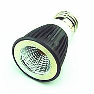 お買い得  LED スポットライト-1個 6W 550lm E14 GU5.3 E27 LEDスポットライト MR16 1 LEDビーズ COB 装飾用 温白色 クールホワイト 220V