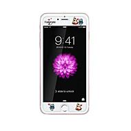 iPhone 6 / 6s 4.7inch karkaistu lasi läpinäkyvä edessä näytön suojakalvon kanssa emboss piirretty kuvio loistaa pimeässä kakku