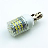 3W E14 G9 GU10 E12 E27 LED Bi-Pin lamput T 60 SMD 2835 400 lm Lämmin valkoinen Kylmä valkoinen Koristeltu AC220 V 1 kpl