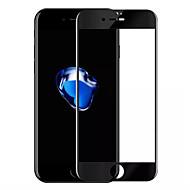 Недорогие Защитные плёнки для экрана iPhone-asling экран протектор яблоко для iphone 7 плюс закаленное стекло 1 шт полный экран протектор экрана ультра тонкий 9h твердость высокой четкости (hd)