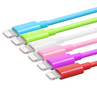 abordables Yellowknife-USB 3.0 / Iluminación Cable / Cable de Carga / Cable Cargador Normal Cables / Cable iPad / Apple / iPhone para 100 cm Para Caucho