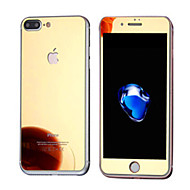 for iphone7 plus forreste og bageste high-definition film plating hærdet film plus emballage