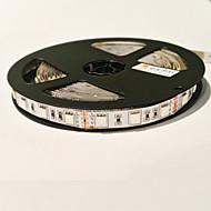 billige LED-stribelys-Voksende Strip Lights 300 lysdioder Blå Rød Chippable Selvklæbende Koblingsbar DC 12V