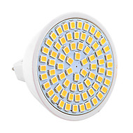 abordables Spots LED-7W 500-700lm GU5.3(MR16) Spot LED MR16 72 Perles LED SMD 2835 Décorative Blanc Chaud Blanc Froid Blanc Naturel 110-220V