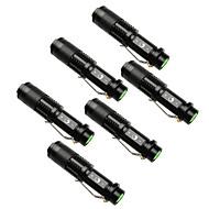 U'King Lampes Torches LED LED 1500 lm 3 Mode Cree XP-E R2 Faisceau Ajustable Fonction Zoom pour Camping/Randonnée/Spéléologie Usage