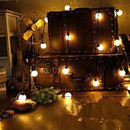 economico Strisce LED-4m novità 20 portato globo lampade ad arco collegabile festone sfera del partito per il matrimonio fata ciondolo giardino ghirlanda