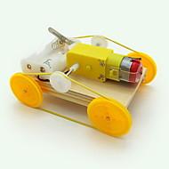 お買い得  おもちゃ & ホビーアクセサリー-自動車おもちゃ 科学&観察おもちゃ 知育玩具 おもちゃ 円筒形 エレクトリック DIY 女の子 男の子 小品