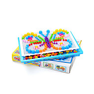cheap Toys & Hobbies-Jigsaw Puzzle Educational Toy Toys Mushroom Butterfly DIY Children's 295 Pieces