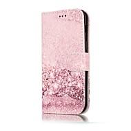 Кейс для Назначение SSamsung Galaxy A5(2017) A3(2017) Кошелек Бумажник для карт со стендом Флип Чехол Мрамор Твердый Искусственная кожа