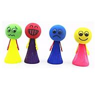 お買い得  おもちゃ & ホビーアクセサリー-ちびっ子変装お遊び 指人形 おもちゃ