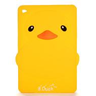 halpa iPad kuoret / kotelot-Apple iPad mini 123/4 suojus kuvio takakansi tapauksessa 3d sarjakuva pehmeä silikoni