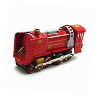 저렴한 -장난감 자동차 태엽 장난감 기차 옷자락 철 메탈 1 pcs 조각 아동용 장난감 선물
