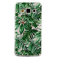 tanie Samsung: Okazje tygodnia-Kılıf Na Samsung Galaxy A5(2017) A3(2017) Przezroczyste Wytłaczany wzór Wzór Etui na tył Kwiaty Miękkie TPU na A3 (2017) A5 (2017) A5 A3