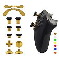 Usine OEM Manettes Kits d'accessoires Pièces de rechange Accessoires Pour Xbox One Manette de jeu