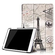 preiswerte Tablet Zubehör-Hülle Für Asus Ganzkörper-Gehäuse / Tablet-Hüllen Hart PU-Leder für ASUS ZenPad 3S 10 Z500M