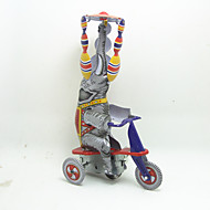 저렴한 -장난감 자동차 태엽 장난감 코끼리 철 메탈 1 pcs 조각 아동용 장난감 선물