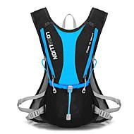 Ciclismo Mochila mochila para Deportes recreativos Viaje Running Bolsas de Deporte Banda reflectante Listo para vestir Transpirable