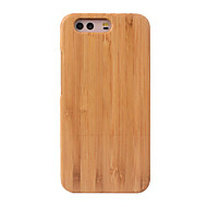 olcso Mobiltelefon tokok-cornmi Huawei p10 p10 plusz burkolata bambusz fa kemény hátlapot esetekben fa héj ház