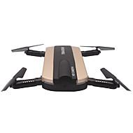 billige Radiostyring-RC Drone JXD JXD523 4 Kanaler 6 Akse 2.4G Med 0.3MP HD kamera Fjernstyret quadcopter FPV LED-belysning En Knap Til Returflyvning