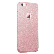 Недорогие Кейсы для iPhone 8 Plus-Кейс для Назначение Apple iPhone 8 iPhone 8 Plus IMD Кейс на заднюю панель Сияние и блеск Мягкий ТПУ для iPhone 8 Pluss iPhone 8 iPhone 7