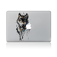1 piesă Rezistent la Zgârieturi Animal Plastic Transparent Autocolant Corp Model PentruMacBook Pro 15'' with Retina MacBook Pro 15 ''