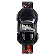 Недорогие Фирменные часы-SKMEI Наручные часы электронные часы Цифровой Календарь Творчество Cool силиконовый Группа Цифровой Мода Желтый Красный Синий Два года Срок службы батареи / Maxell626 + 2025