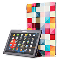 PU Case Cover for Lenovo Tab2 Tab 2 A10-30 A10-70 X70F with Screen Protector