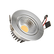 6W Dimmable COB LED Downlights Warm White Cool White LED Light Bulbs LED 1