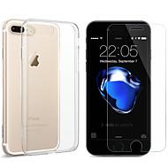 Esr для яблока iphone 7 плюс защитник экрана закаленное стекло 3d анти-экранный протектор с корпусом телефона 1шт