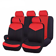 cheap Car Seat Covers-Car Seat Covers Seat Covers Red / Blue / Pink Leather Common