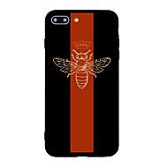 Dla iphone 7 plus 7 pokrowiec obudowy pokrywa tylna obudowa przypadek zwierzę kreskówkowy miękki tpu dla iphone 6s plus 6 plus 6s 6 5s 5