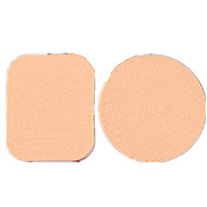 2 PC Borla Para Maquillaje/Esponja Cosmética Elipse