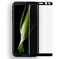 お買い得  Samsung 用スクリーンプロテクター-スクリーンプロテクター Samsung Galaxy のために S8 Plus S8 強化ガラス 1枚 スクリーンプロテクター 硬度9H ハイディフィニション(HD)