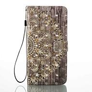 Fall für Apfel iphone 7 plus 7 Kartenhalter Brieftasche mit Standfuß Muster Fall voller Körper Fall 3d Blume hart PU Leder für 6s plus 6s